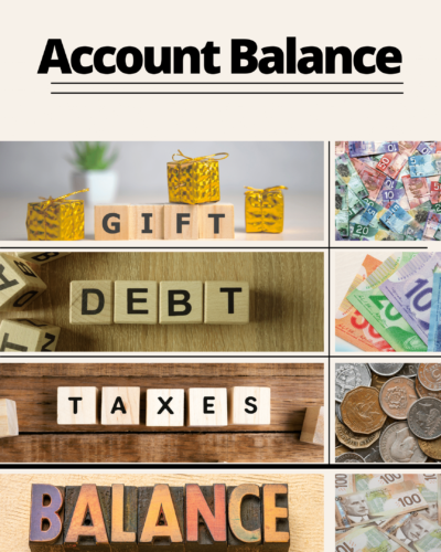 Account Balance